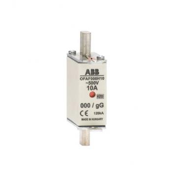 Cầu chì HRC ABB loại gG 000, 500V 2A 1SCA022627R0230 (OFAF000H2)