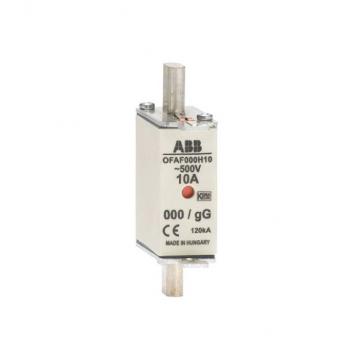 Cầu chì HRC ABB loại gG 000, 500V 16A 1SCA022627R0660 (OFAF000H16)
