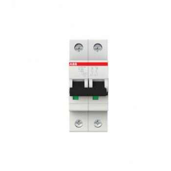 Cầu dao tự động Aptomat MCB ABB S202M-C32 2 Pha 32A 10kA 2CDS272001R0324