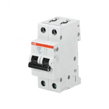 Cầu dao tự động Aptomat MCB ABB S202M-C63 2P 63A 10kA 2CDS272001R0634