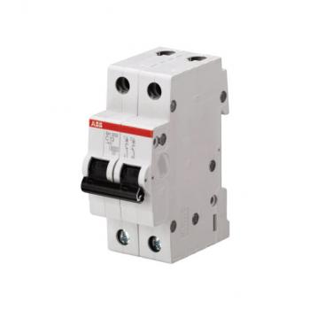 Cầu dao tự động Aptomat MCB ABB SH202-C10 2P 10A 6kA 2CDS212001R0104