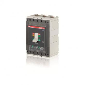 Phần cố định của MCCB Tmax ABB T5 400A W FP 3P EF 1SDA054755R1 di động cực trước