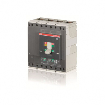 Phần cố định của MCCB Tmax ABB T5 400A W FP 3 Pha EF 1SDA054755R1 di động cực trước