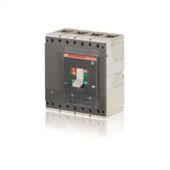 Phần cố định của MCCB Tmax ABB T5 400A W FP 3P HR 1SDA054757R1 di động cực ngang