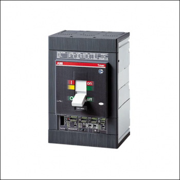 Phần cố định của MCCB Tmax ABB T5 400A W FP 4P HR 1SDA054761R1 di động cực ngang
