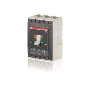 Phần cố định của MCCB Tmax ABB T5 400A W FP 4 Pha HR 1SDA054761R1 di động cực ngang