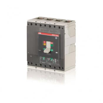 Phần cố định của MCCB Tmax ABB T5 630A W FP 4 Pha EF 1SDA054771R1 di động cực trước