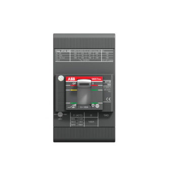 Cầu dao tự động Aptomat MCCB Tmax ABB XT1N 3P 100A 36kA 1SDA067416R1