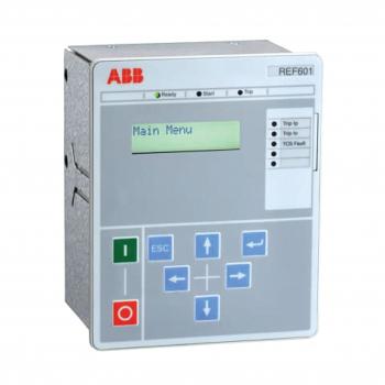 REF601BD446BD1NH - Rơ le bảo vệ kỹ thuật số ABB (In= 1A)