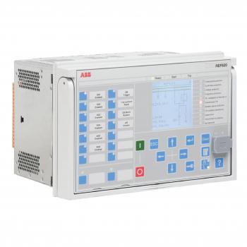 REF620NBFNAANNNEA1BBN11G - Rơ le kỹ thuật số ABB bảo vệ xuất tuyến REF620 cấp nguồn phụ 110-220VAC/DC