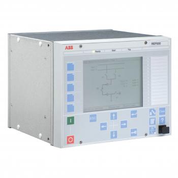 Rơ le kỹ thuật số ABB REF630 (Rơ le bảo vệ)