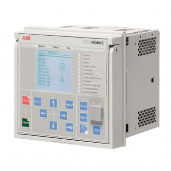 Rơ le kỹ thuật số ABB REM615 (Rơ le bảo vệ)