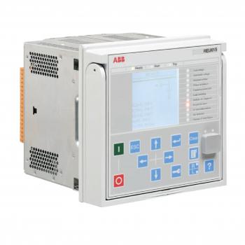 REU615HBUAEAADNEA1BBN11G - Rơ le kỹ thuật số ABB bảo vệ điện áp REU615, cấp nguồn phụ 110-220VAC/DC