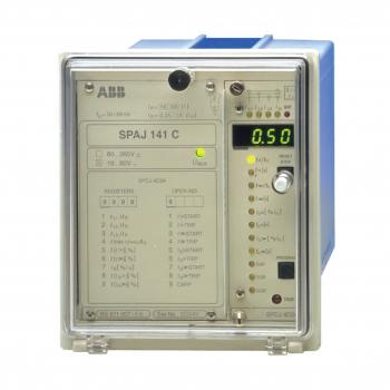 Rơ le kỹ thuật số ABB SPAJ141C (Rơ le bảo vệ)