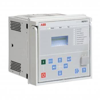 REF611HBBACB1NN11G - Rơ le bảo vệ kỹ thuật số ABB REF611, cấp nguồn phụ. Có cổng truyền thông.